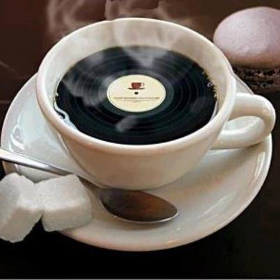 cup of vinyl