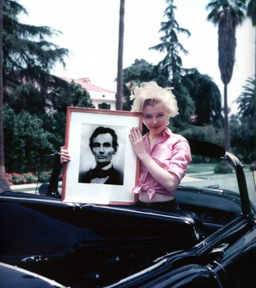 Marilyn and Abe