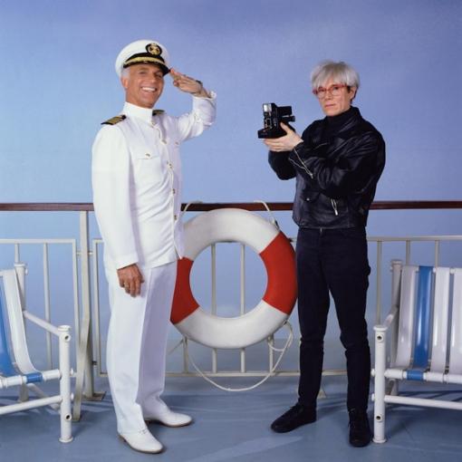 Warhol Love Boat