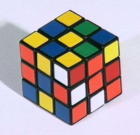 Rubriks kube 1