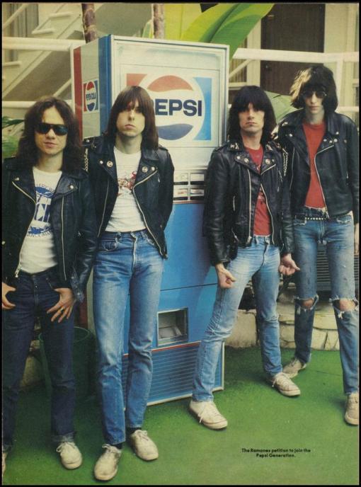 The Pepsi Ramones