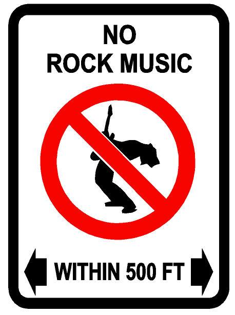 no rock