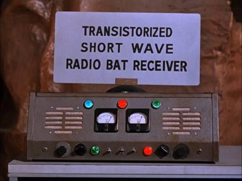 Bat receiver