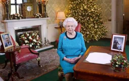 queen's message